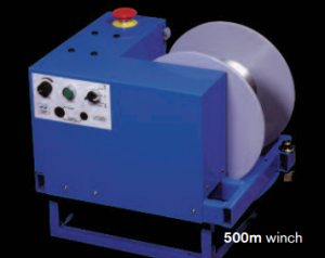 500m winch