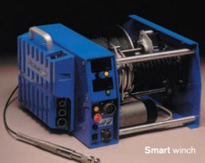 Smart winch
